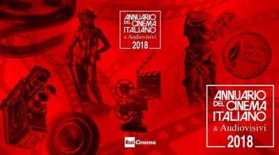 E' uscito l'Annuario del Cinema Italiano & Audiovisivi 2018