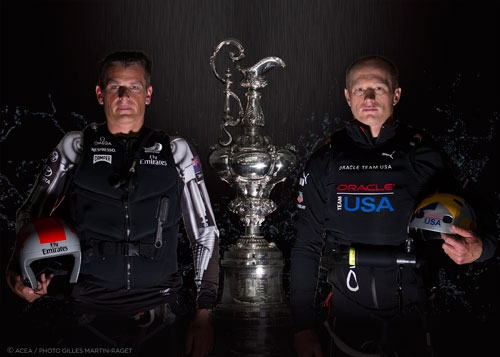 Vela. America's Cup: è giunta l'ora. Oggi ha inizio la finale tra Oracle USA e Team New Zealand