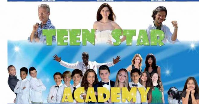"Cannes 69. In anteprima mondiale ""Teen Star Academy"""