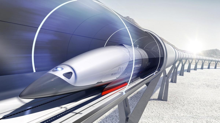 Treno supersonico Hyperloop al via in Usa, con il contributo italiano
