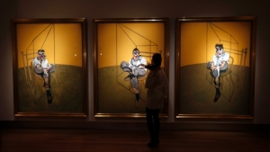 Bacon supera Munch. Venduta l'opera Three Studies of Lucien Freud per 142 milioni di dollari
