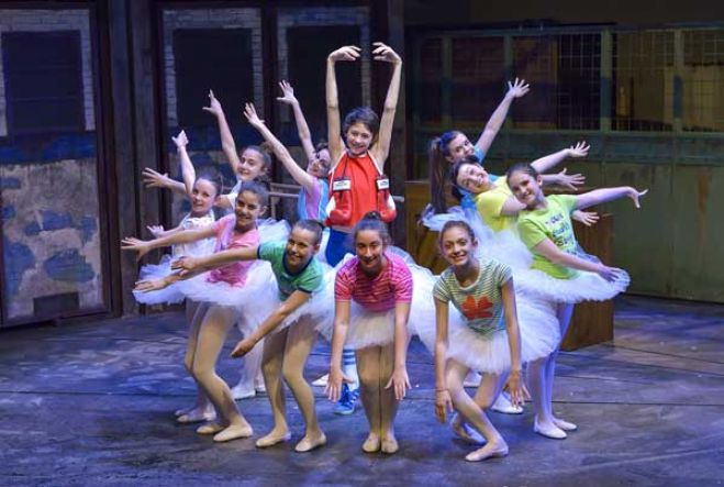 Teatro Sistina. Billy Elliot, per la prima volta in italiano. Recensione