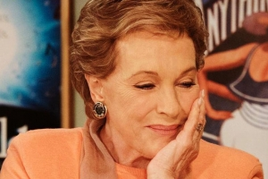 Venezia 76. L'attrice Julie Andrews Leone d'oro alla carriera