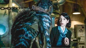 "Venezia 74. ""The shape of water"", applaudita fiaba sull'amore per il diverso"