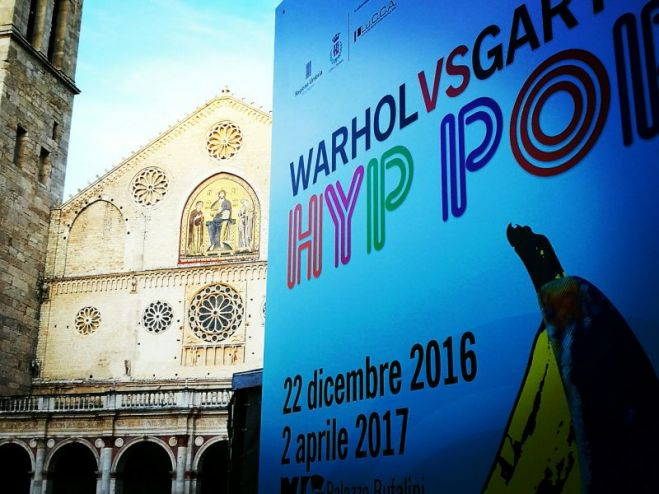 Arte. Warhol vs Gartel. Hyp Pop