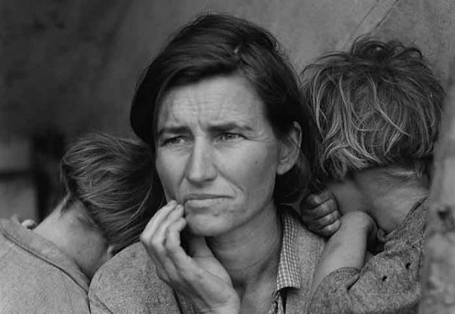 "Fotografia. Dorothea Lange in mostra: ""The Camera is a Great Teacher"""