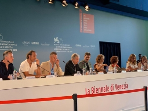 "Venezia 76. ""Adults in the Room"", interessante Costa-Gavras sulla crisi greca."