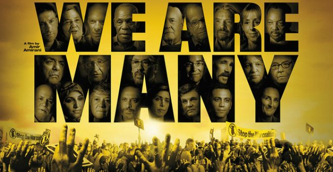"DVD. Arriva ""We are many"", 15 milioni in marcia contro la guerra in Iraq"