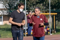 """Crazy for Football - Matti per il calcio"", al termine le riprese del tv movie"