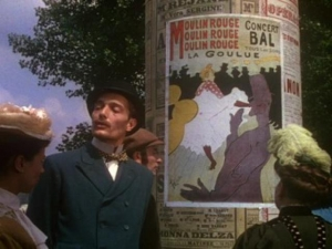 Cannes Classic 72. Moulin rouge, Toulouse Lautrec secondo John Huston