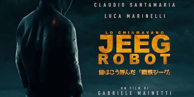 "David di Donatello. ""Lo chiamavano Jeeg Robot"" ha 16 nomination"