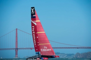 Vela. America's Cup: Team New Zealand affonda Oracle USA, 2-0 per i kiwi