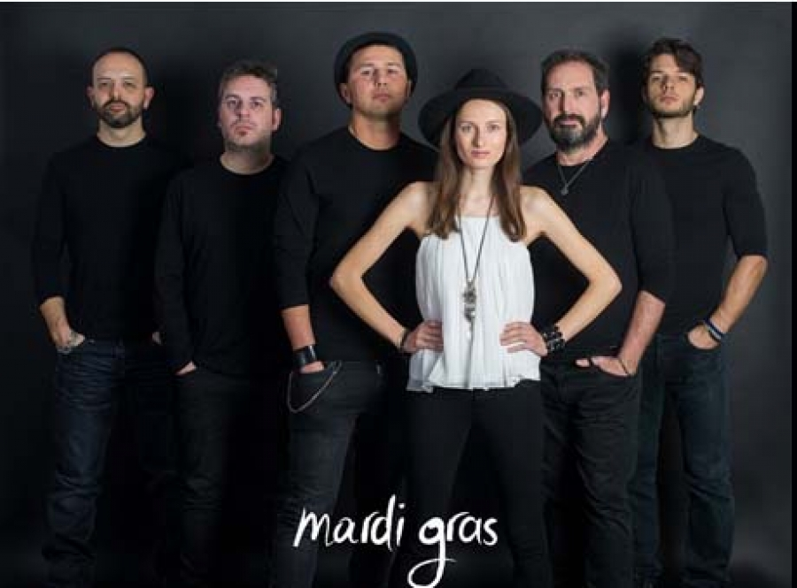 Musica. Mardi Gras: Satellites and me
