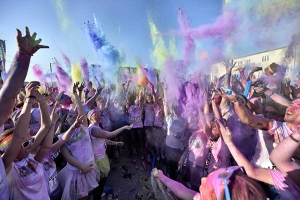 The Color Run, a Roma il 28 giugno