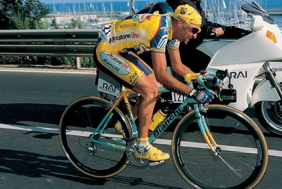 """Pantani"" di James Erskine, disponibile su Prime Video"