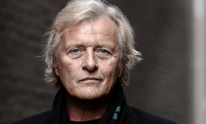 Trieste Science+Fiction Festival. Premio alla carriera a Rutger Hauer
