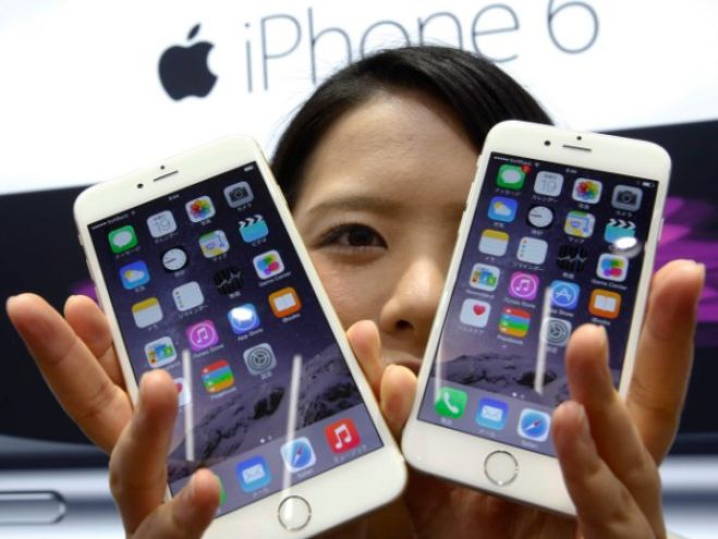 Apple vendite da record in Cina, vola in borsa